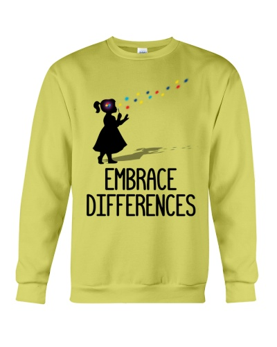 Embrace Differences