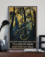 Cycling Find My Soul 16x24 Poster lifestyle-poster-2