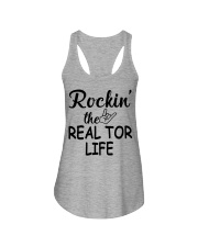 REAL TOR Ladies Flowy Tank front