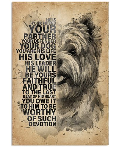Dog Yorkie He Is Your Friend