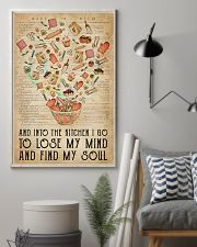 Baking Find My Soul 16x24 Poster lifestyle-poster-1