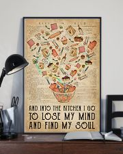 Baking Find My Soul 16x24 Poster lifestyle-poster-2