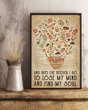 Baking Find My Soul 16x24 Poster lifestyle-poster-3
