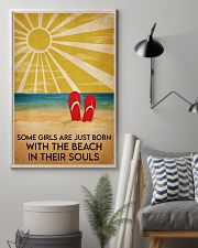 Ocean The Beach In Their Souls 16x24 Poster lifestyle-poster-1