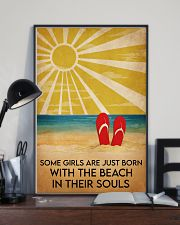 Ocean The Beach In Their Souls 16x24 Poster lifestyle-poster-2