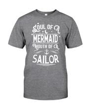 Mermaid Soul Of A Mermaid Classic T-Shirt thumbnail