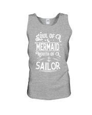 Mermaid Soul Of A Mermaid Unisex Tank thumbnail