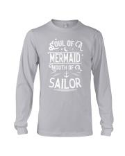 Mermaid Soul Of A Mermaid Long Sleeve Tee thumbnail