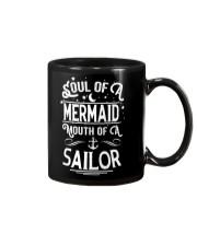 Mermaid Soul Of A Mermaid Mug thumbnail