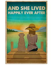Dog Golden Happily Ever After 16x24 Poster front