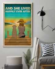Dog Golden Happily Ever After 16x24 Poster lifestyle-poster-1