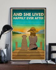 Dog Golden Happily Ever After 16x24 Poster lifestyle-poster-2