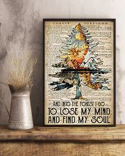Camping Find My Soul 16x24 Poster lifestyle-poster-3