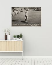 Golf The Most Important shot In Golf 36x24 Poster poster-landscape-36x24-lifestyle-01