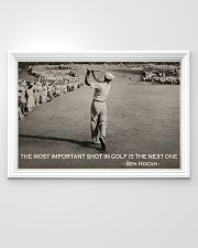 Golf The Most Important shot In Golf 36x24 Poster poster-landscape-36x24-lifestyle-02