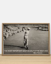 Golf The Most Important shot In Golf 36x24 Poster poster-landscape-36x24-lifestyle-03