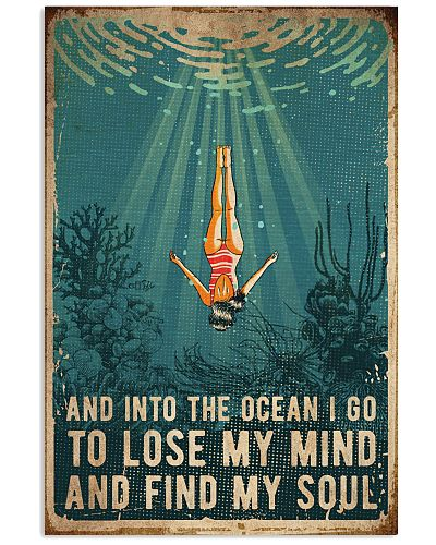 Swimming Find My Soul