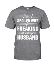 Proud Spoiled Wife Classic T-Shirt thumbnail