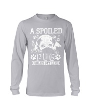 Pug  Long Sleeve Tee thumbnail