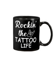 tattoo life Mug tile