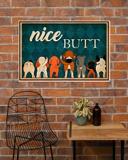 Dog Nice Butt 36x24 Poster poster-landscape-36x24-lifestyle-20