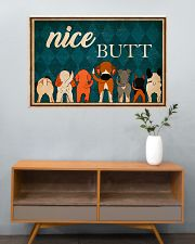 Dog Nice Butt 36x24 Poster poster-landscape-36x24-lifestyle-21