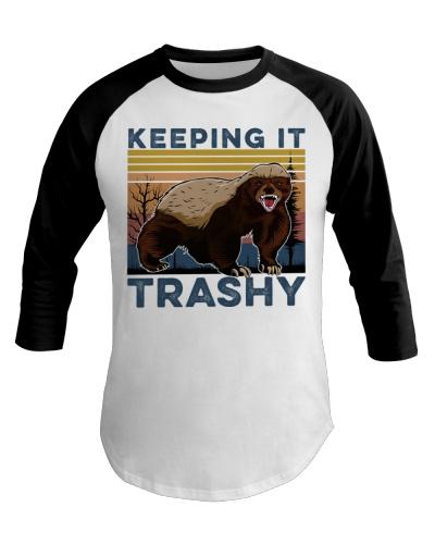 Animal Keeping It Trashy