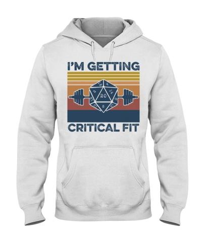 Gym I'm Getting Critical Fit