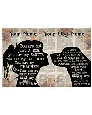 Dog Labrador Best Friend 36x24 Poster front