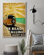 Ocean The Beach Is Calling 16x24 Poster lifestyle-poster-1