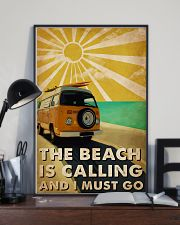 Ocean The Beach Is Calling 16x24 Poster lifestyle-poster-2