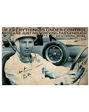 Racing Everything Is Under Control 36x24 Poster front