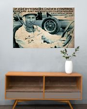 Racing Everything Is Under Control 36x24 Poster poster-landscape-36x24-lifestyle-21