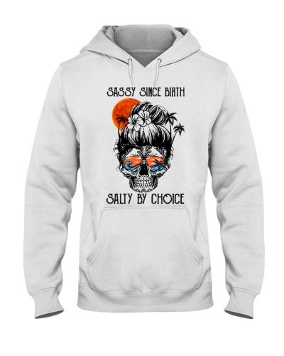 Ocean Sassy Since Birth Salty By Choice
