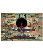 Yoga I Am 36x24 Poster front