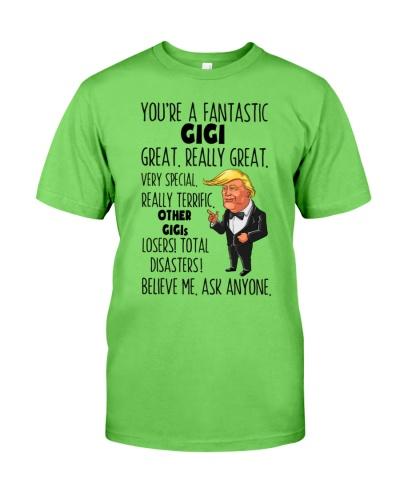 Family Gigi You're A Fantastic