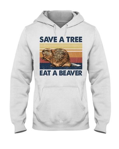 Save A Tree Eat A Beaver
