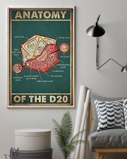 Anatomy Of The D20 24x36 Poster lifestyle-poster-1
