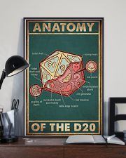 Anatomy Of The D20 24x36 Poster lifestyle-poster-2