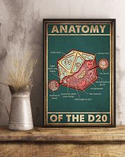 Anatomy Of The D20 24x36 Poster lifestyle-poster-3