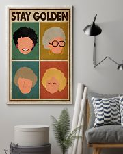Stay Golden 16x24 Poster lifestyle-poster-1