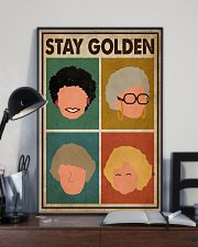 Stay Golden 16x24 Poster lifestyle-poster-2