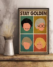 Stay Golden 16x24 Poster lifestyle-poster-3