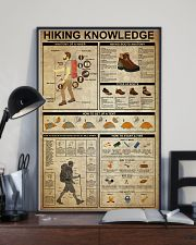 Hiking Knowledge 16x24 Poster lifestyle-poster-2