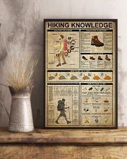 Hiking Knowledge 16x24 Poster lifestyle-poster-3