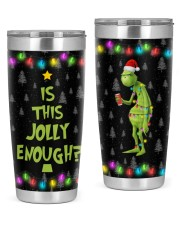 Is This Jolly Enough 20oz Tumbler front