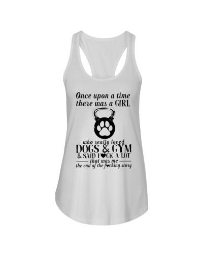 Gym And Dogs