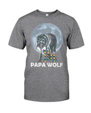 Papa Wolf Classic T-Shirt thumbnail