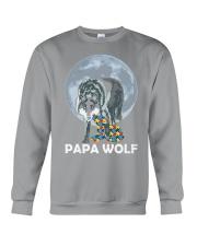 Papa Wolf Crewneck Sweatshirt thumbnail