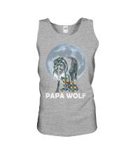 Papa Wolf Unisex Tank thumbnail